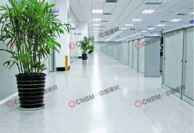 福州中宇大厦PVC地板