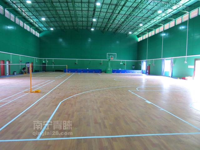 广西民航PVC球馆
