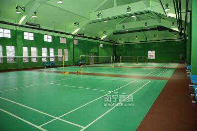 羽毛球娱乐中心