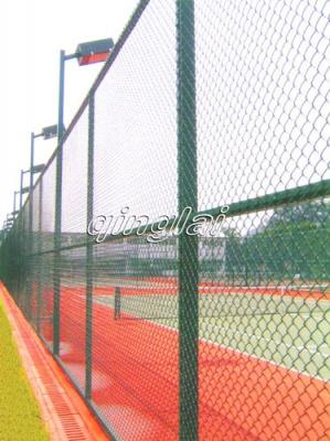 網球場圍網燈光