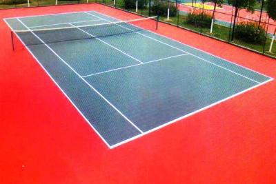 駐馬店市委網球場