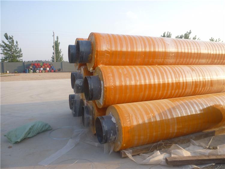 聚氨酯保温管道 (2)