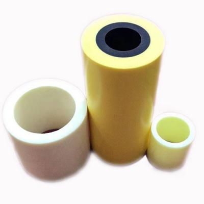 Marine polymer bearings