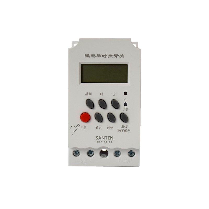 微型KG316T-II時間繼電器