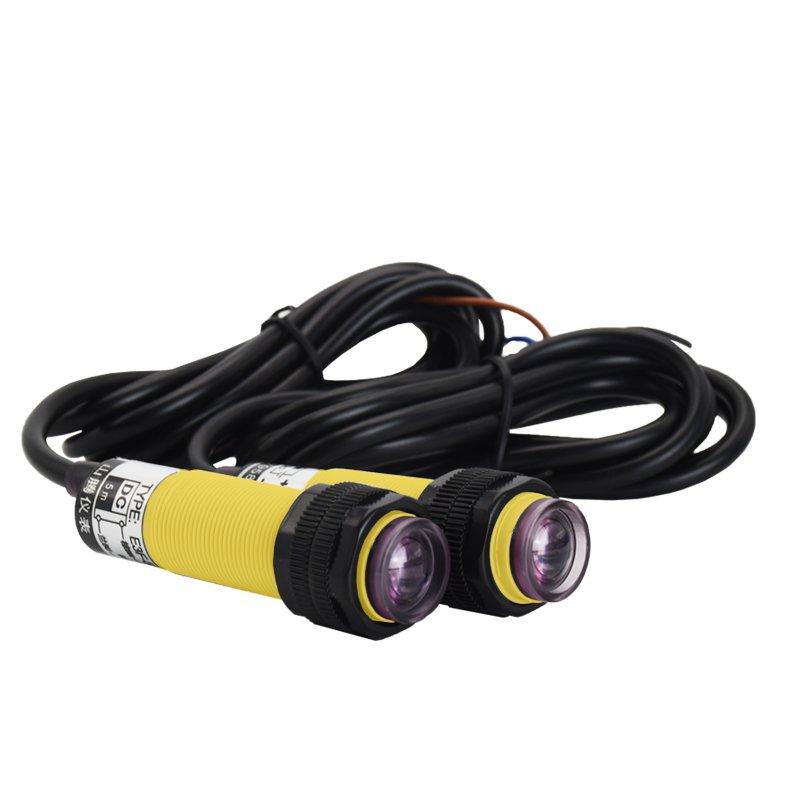 對射光電開關E3F-5DN1-5L