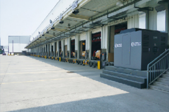 机场充电站项目