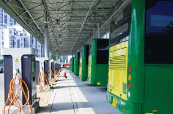 公共运营充电站