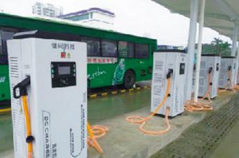 公共交能、市政通情专用车辆充电...