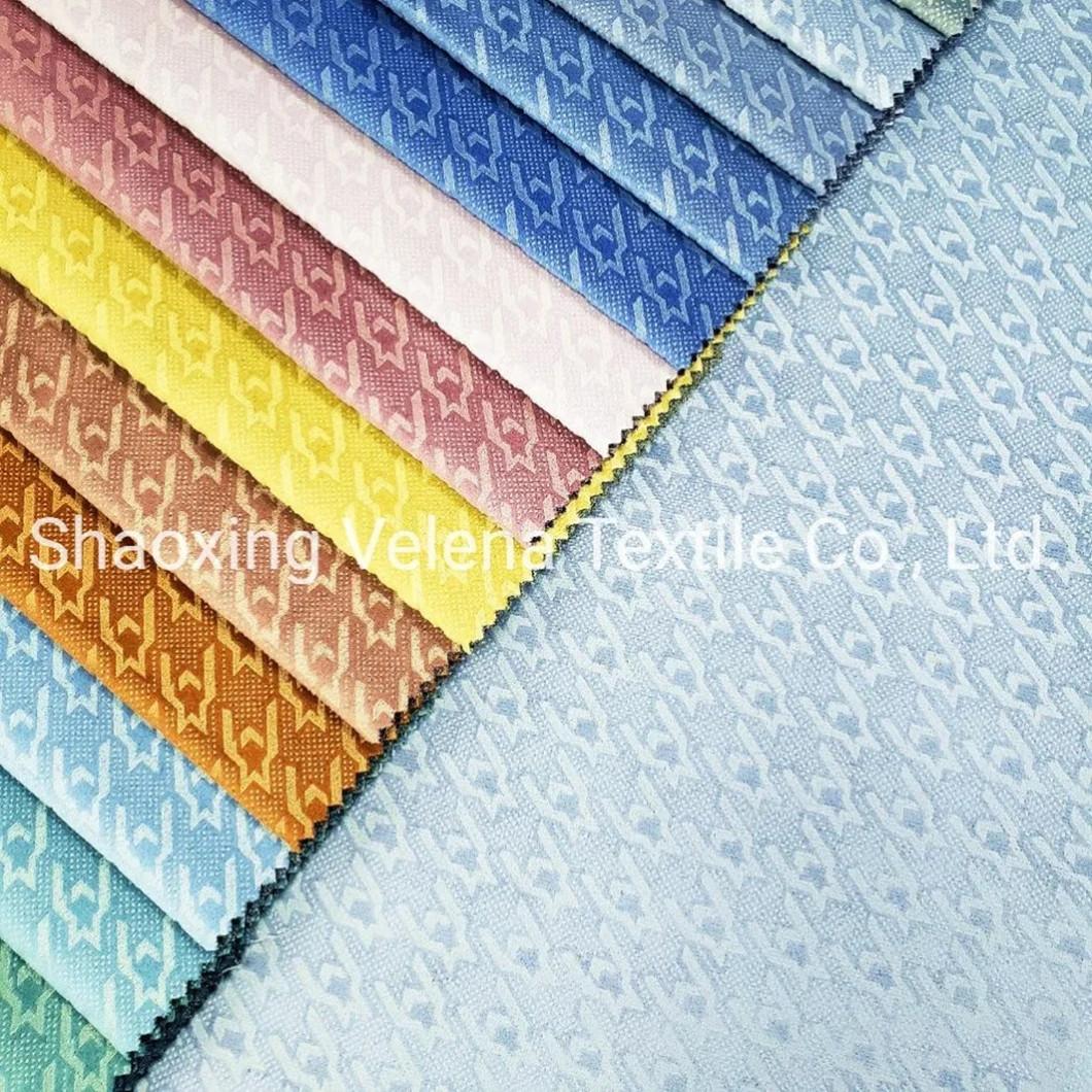 Glue Embossed Holland Velvet Upholstery Fabric Textile for Sofa
