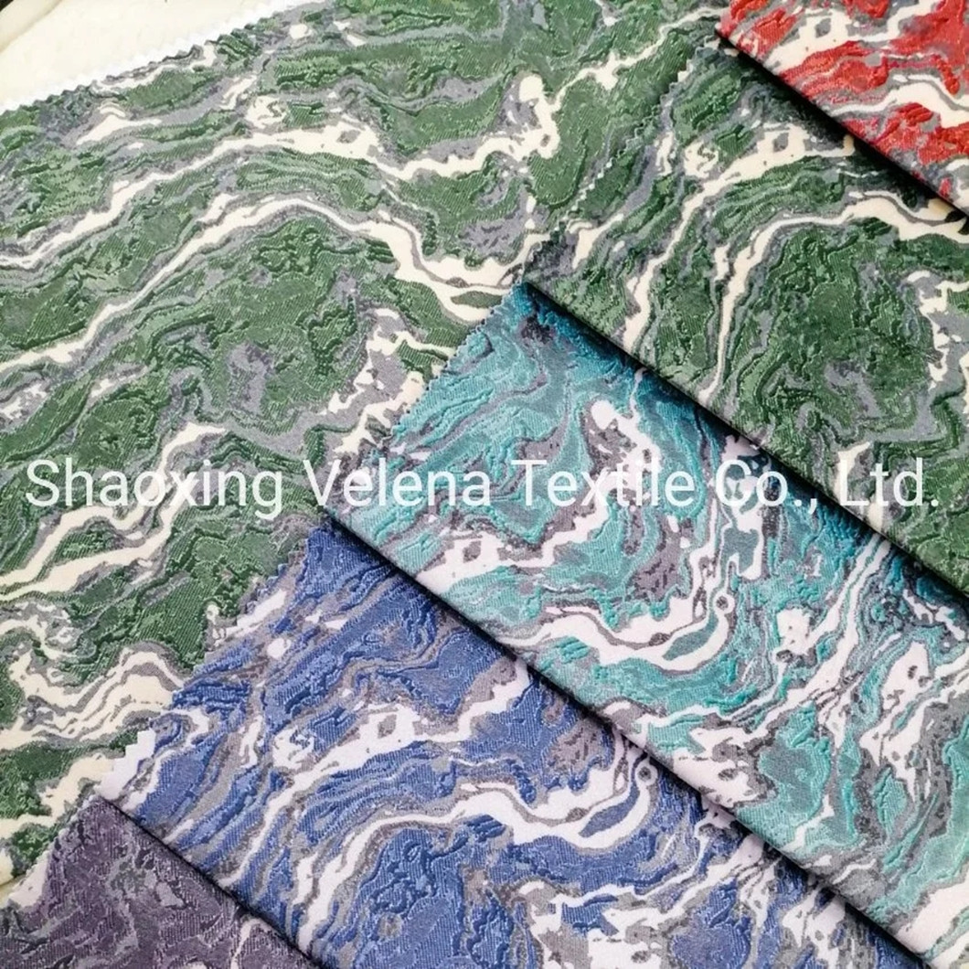 Printed Sofa Fabric Holland Velvet Home Textile Upholstery Fabric