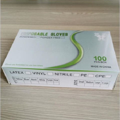 Disposable Latex Household Gloves