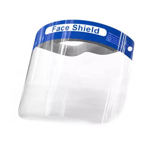 Anti-Fog and Anti-Static Shield