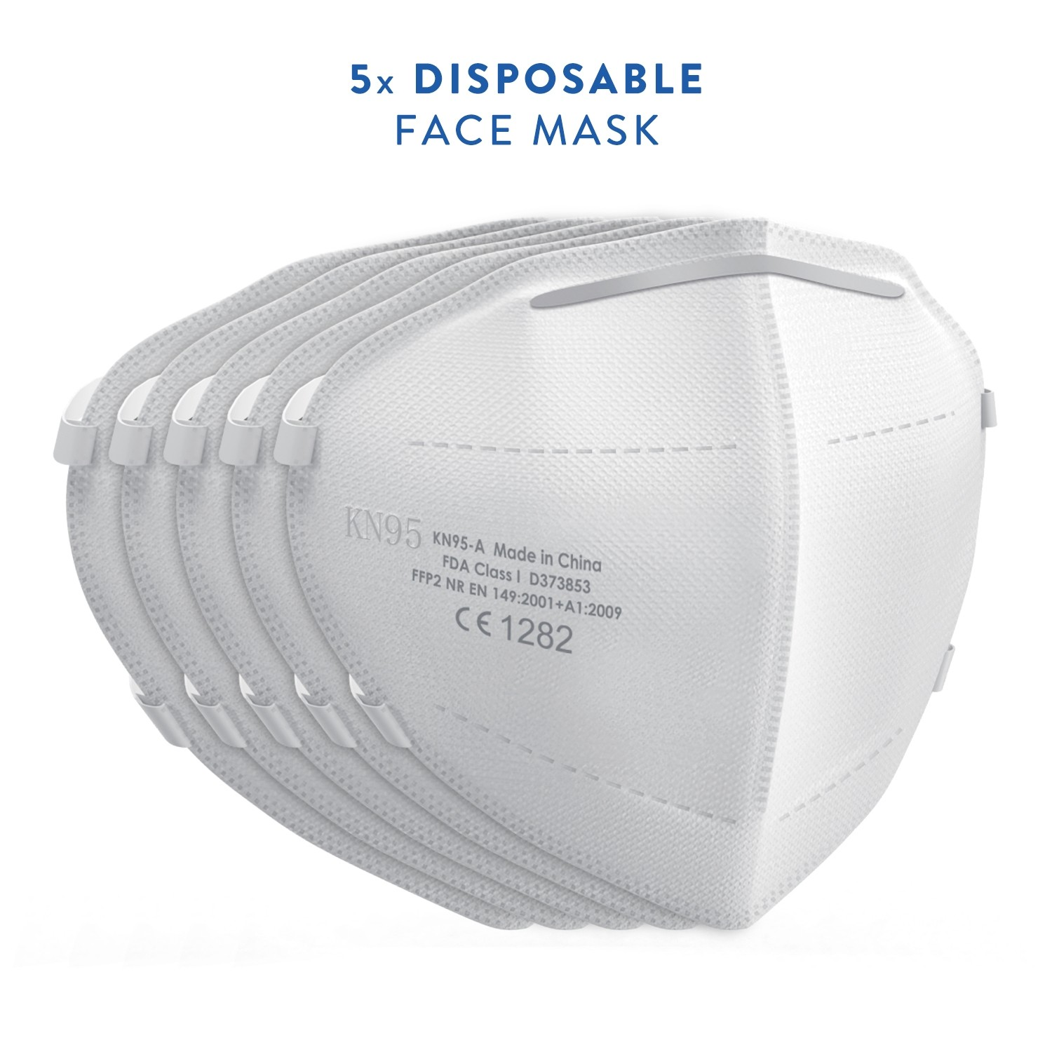 Medical Disposable KN95 Mask
