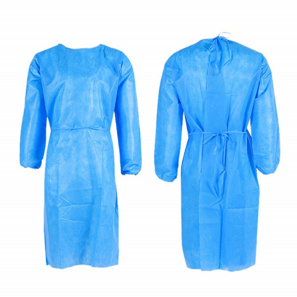 Medical Surgical Disposable Protective Gown