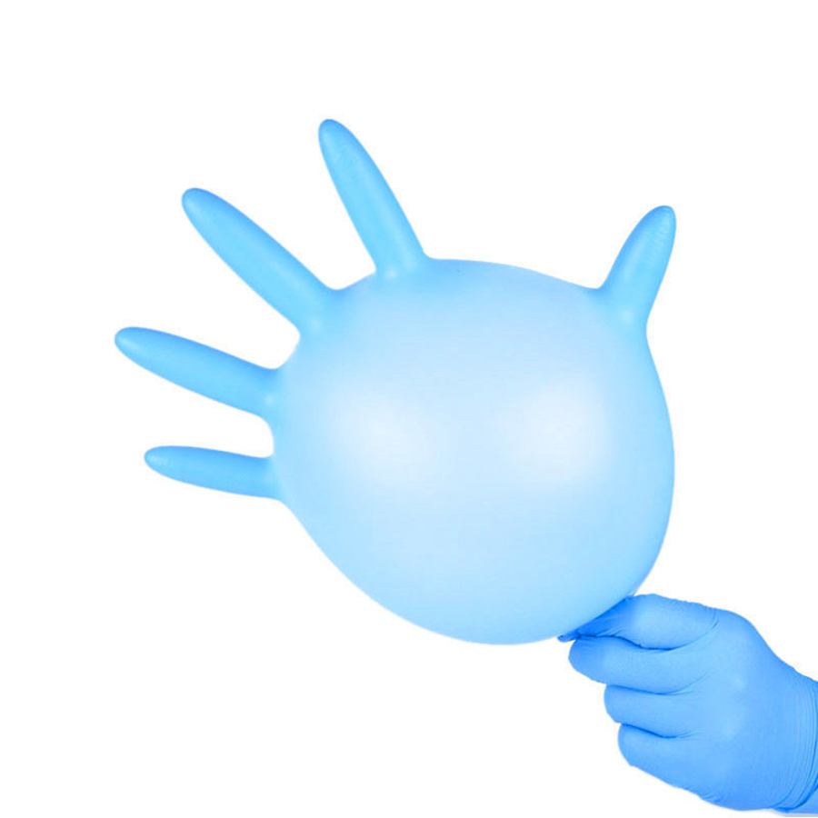 Synthetic Nitrile Gloves