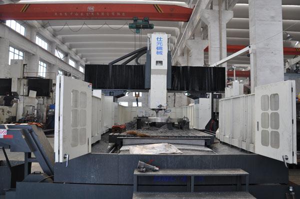 2*4米数控龙门加工中心