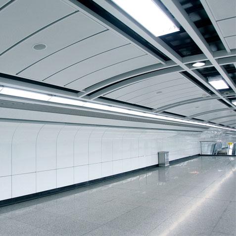 地铁站案例
