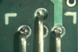 PCB焊接接头检测