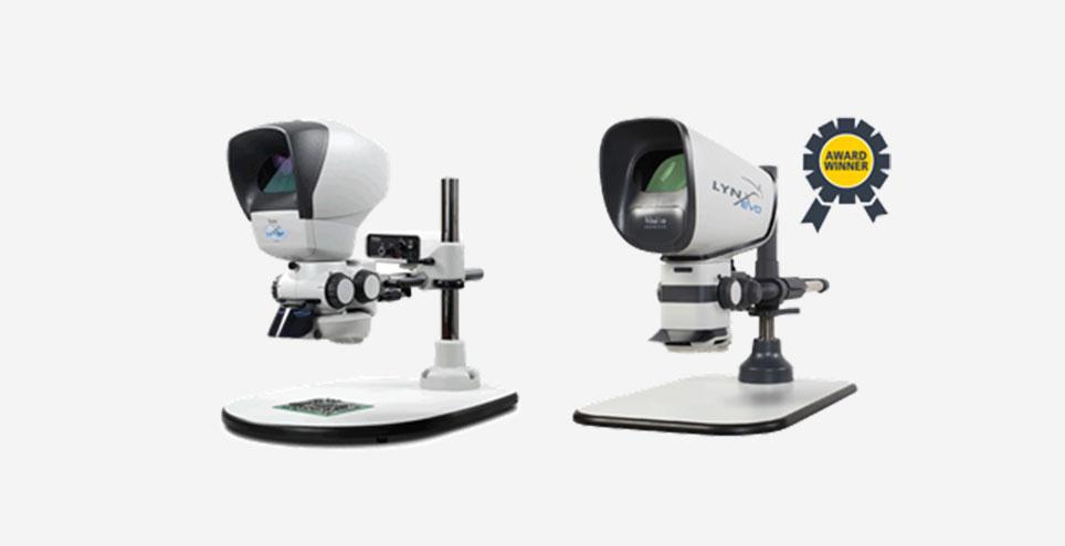 Vision 英国工业显微镜...