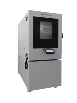 E系列气候模拟试验箱