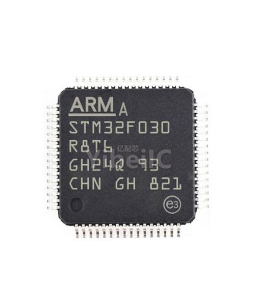 STM32F030R8T6  LQFP64