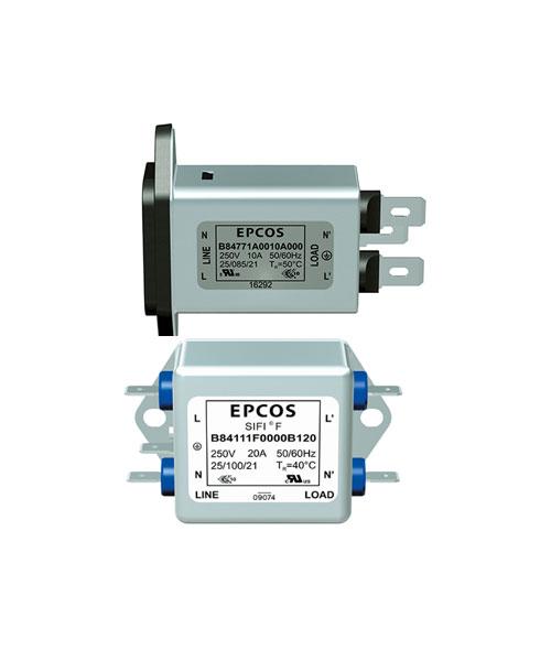 IEC入口过滤器/IEC inlet filters