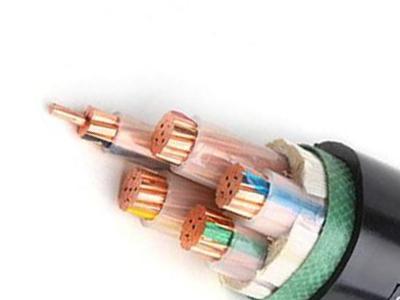 0.6/1kV交联聚乙烯绝缘变频电缆