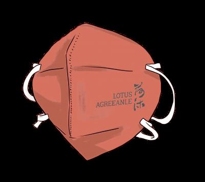 銅離子滅活防護口罩