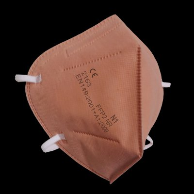 Copper ion inactivation protective mask