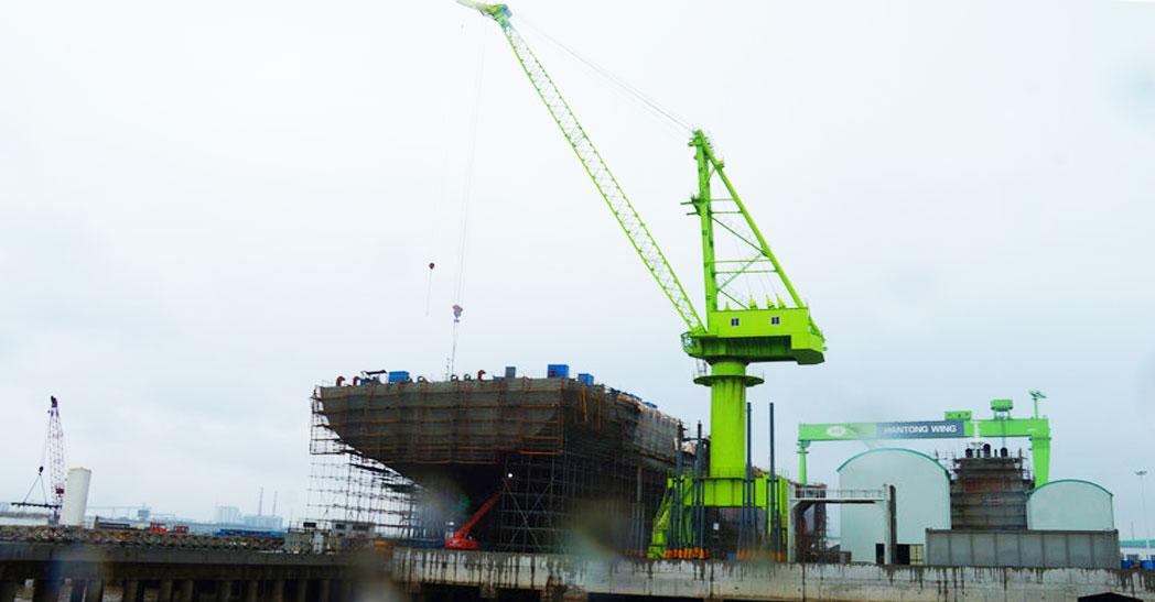 Nantong Shipyard