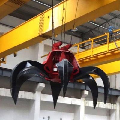 5-20 tons of grab bridge crane