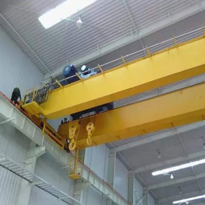 16/3.2-20/5 ton electric hook double beam bridge crane
