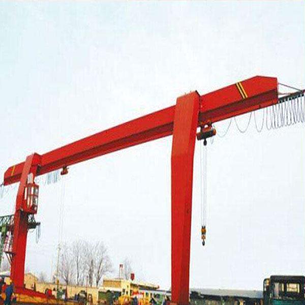 1-5 tons electric single-girder crane type LDA