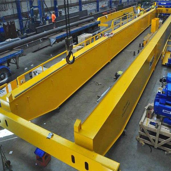 75/20-100/20 ton electric hook double beam bridge crane