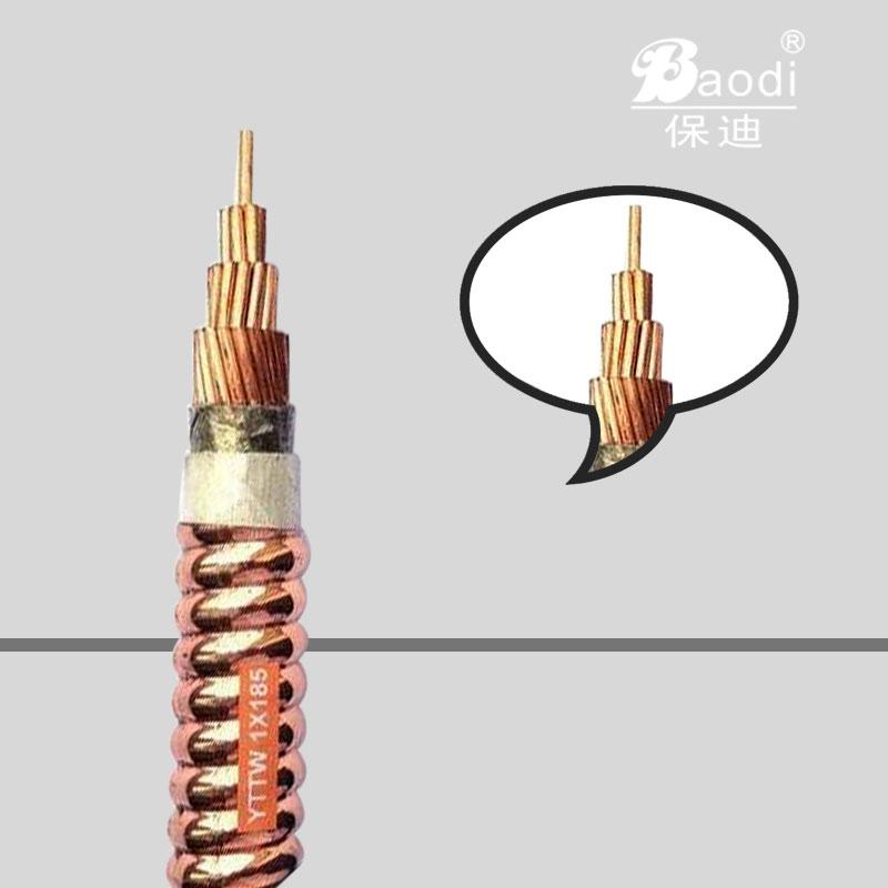 金属护套无机矿物绝缘电缆
