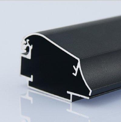 50mm单面灯箱型材