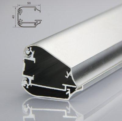 50mm雙面燈箱型材