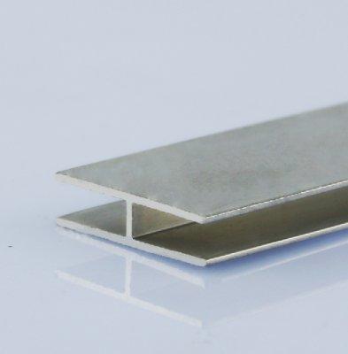 工字卡布背板链接铝材