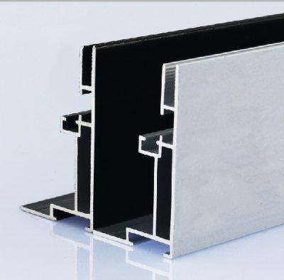 60mm卡布燈箱型材