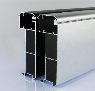 60 150mm拉布燈箱型材