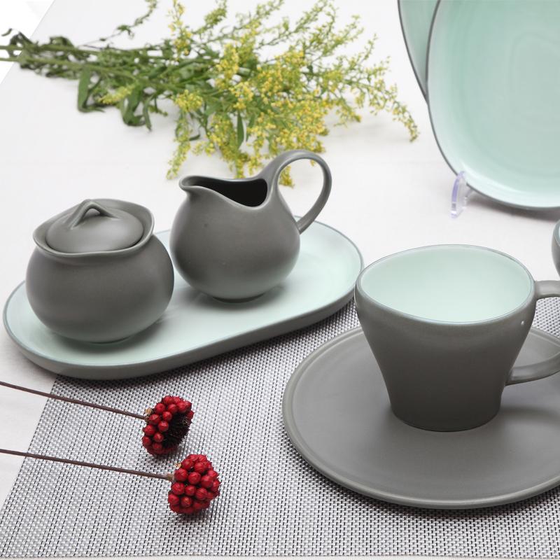 龙泉系列  陶瓷餐具