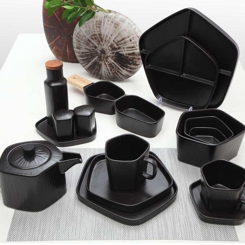 几何系列-台面餐具