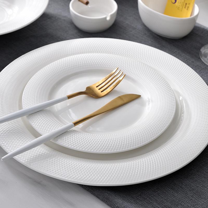 网格系列 台面餐具