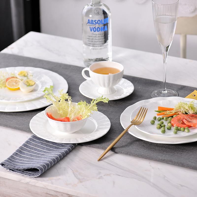 浮雕勾藤系列 台面餐具