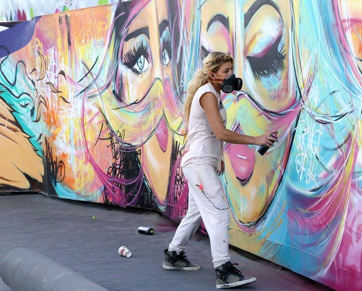 Do You Know 墙绘与涂鸦之间的联系与区别吗?
