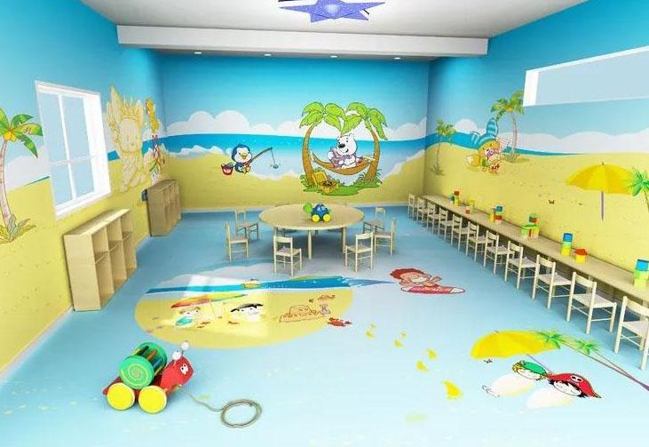 武汉墙绘价格,幼儿园墙绘价格