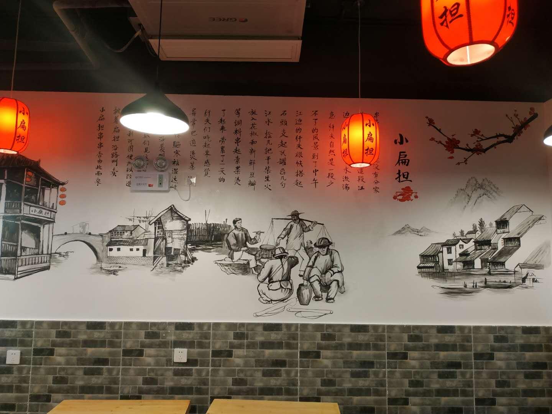 武汉墙绘公司哪家好?如何选择有实力的手绘墙公司?