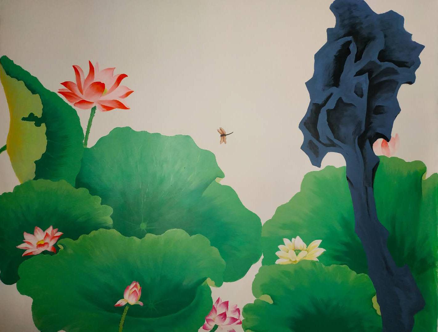 为什么有些武汉墙绘画师画不好墙绘?