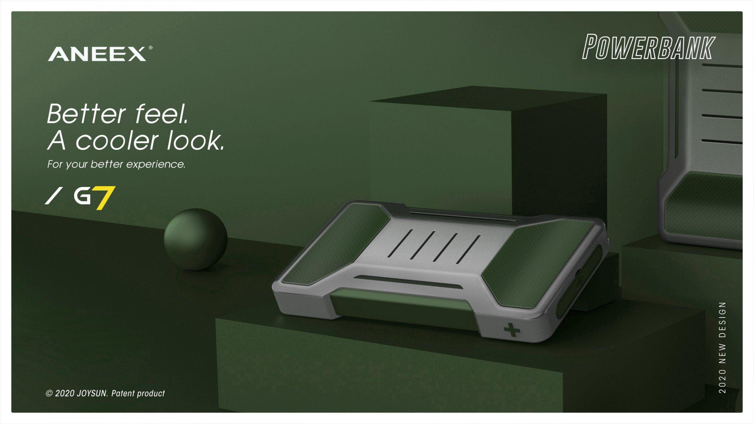 Gamer Power Bank New Design  2020