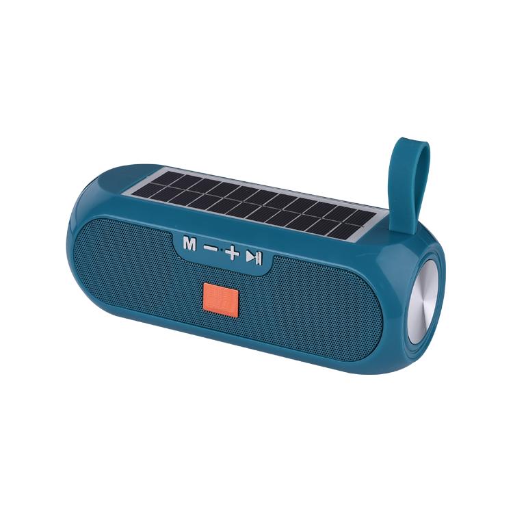 solar blueotooth speaker 1200mAh